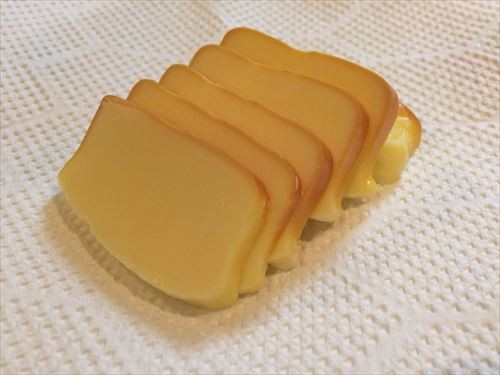 スモークチーズ 出来上がり