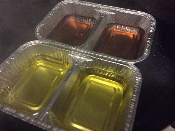 燻製ごま油・燻製オリーブオイル