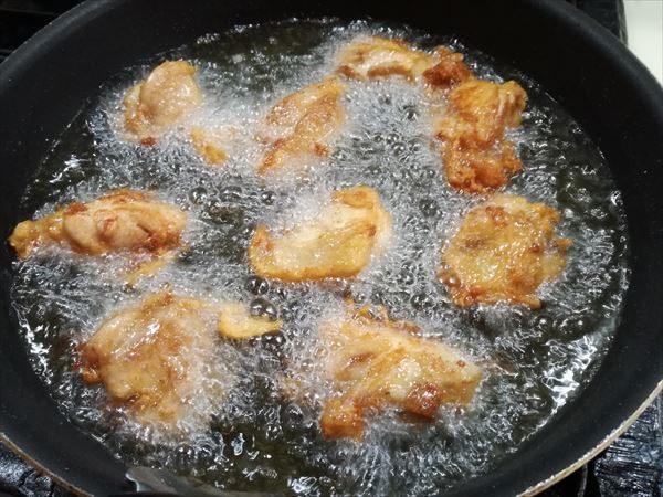 九州産鶏もも肉唐揚げ・標準味