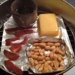 燻製醤油・燻製オリーブオイル・燻製ウィスキー・燻製干物・チーズ鱈を作ってみた