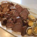 シャトルシェフで作る 簡単煮豚と煮鶏と味付け玉子