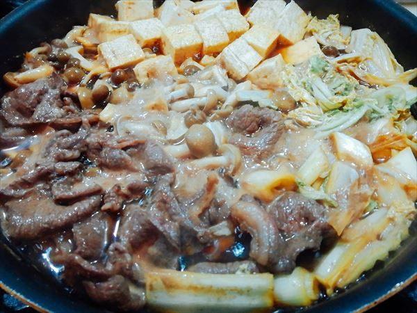 九州産牛肉切り落とし すき焼き