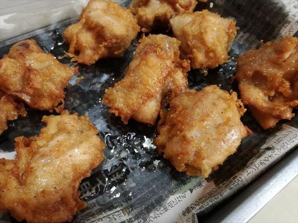 九州産鶏もも肉唐揚げ・ガーリック味